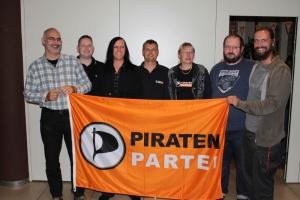 Vorstand Piraten Kreisverband Märkisch-Oderland